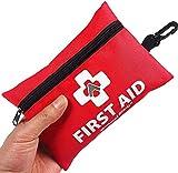 Erste Hilfe Set - 92-teiliges Premium Erste-Hilfe-Set für Haus, Auto, Reise, Büro, Sport, Wandern,...